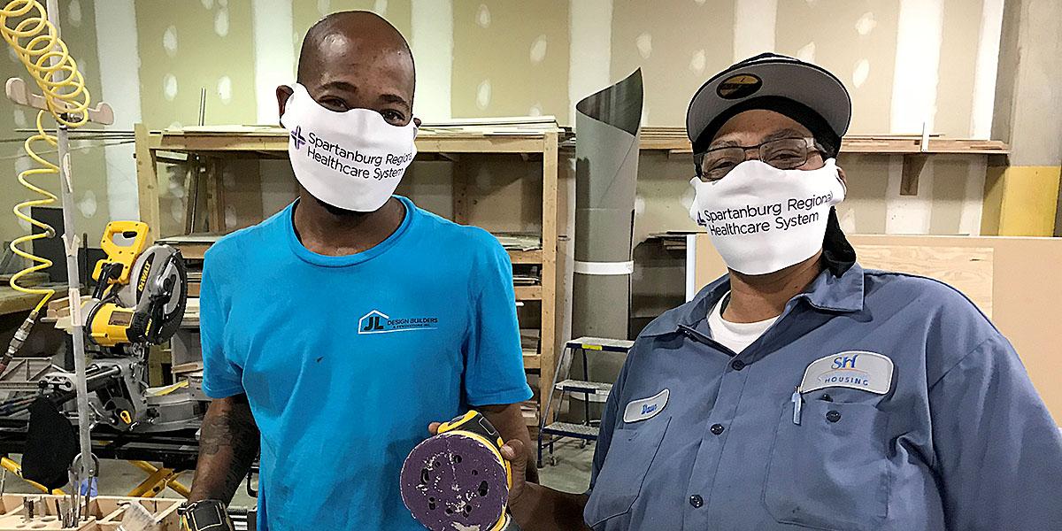 Construction program provides job skills, improves lives